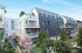 Programme immobilier DIA6 appartement à Villeurbanne (69100)
