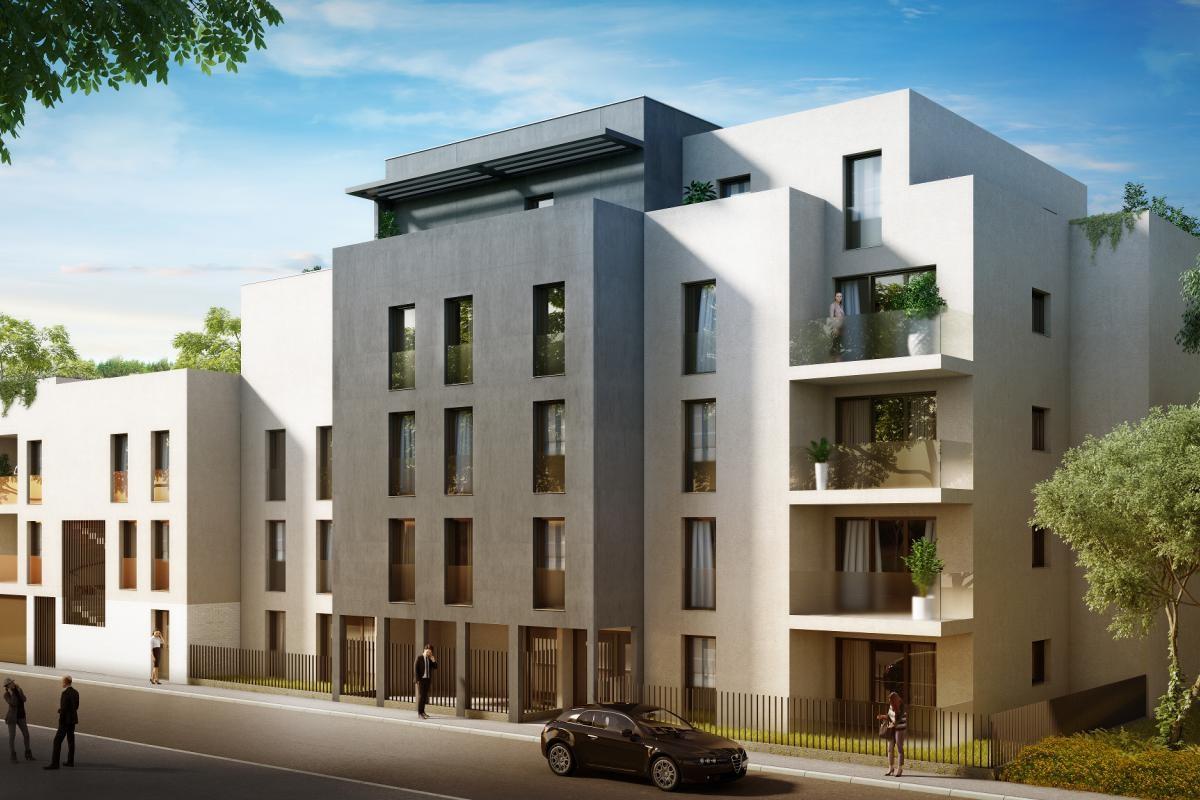 Programme immobilier Villeurbanne (69100)  DIA4