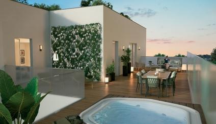 Programme immobilier Lyon 5ème (69005)  SAG2