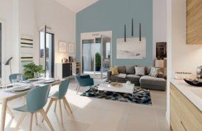 Programme immobilier OGI9 appartement à Lyon 5ème (69005) PROCHE POINT DU JOUR