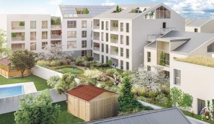 Programme immobilier Chassieu (69680)  ALT15
