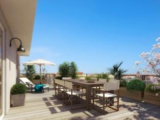 Programme immobilier Villeurbanne (69100) PROCHE MEDIPOLE MIP2