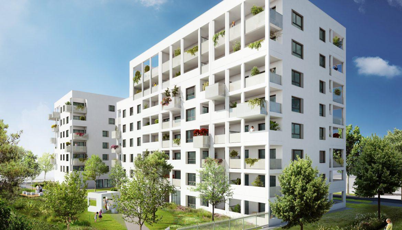 Programme immobilier Villeurbanne (69100)  URB2