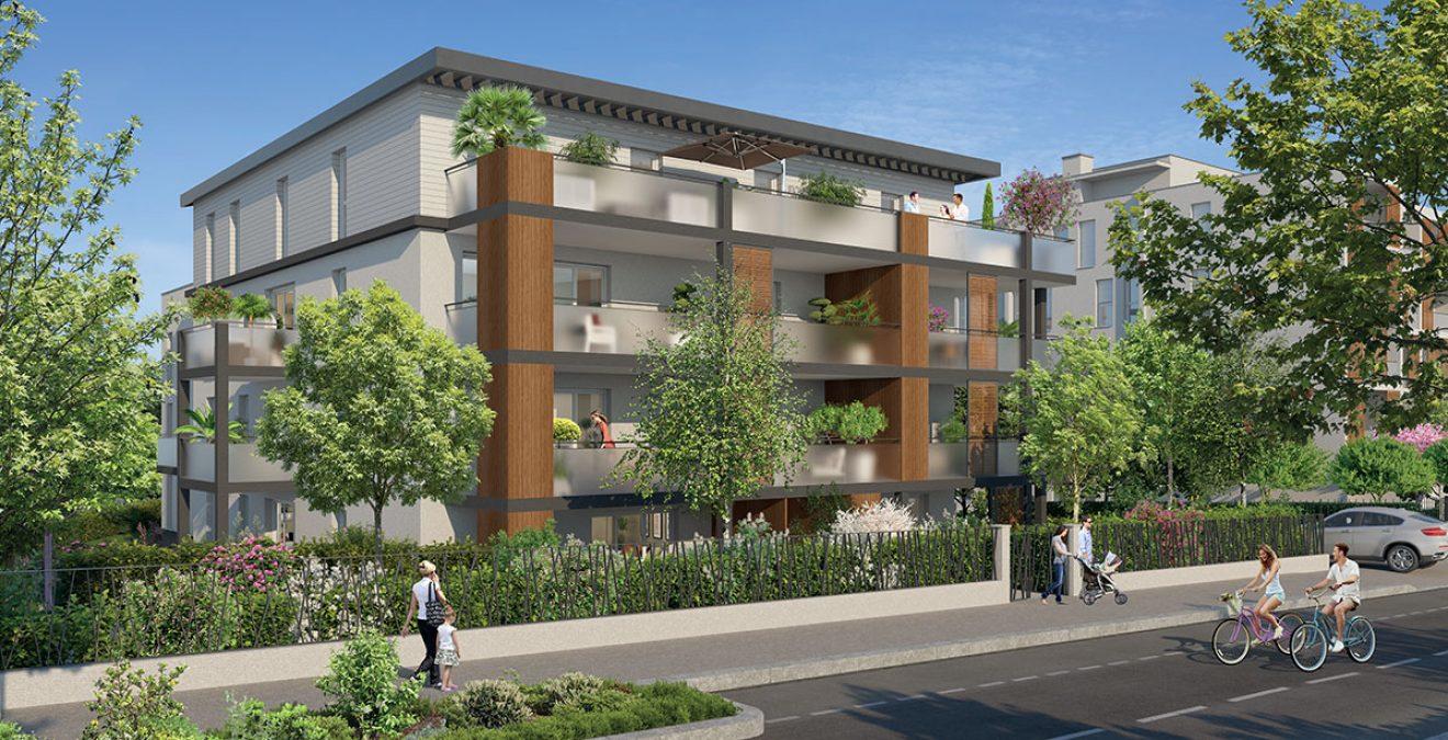 Programme immobilier Tassin-la-Demi-Lune (69160)  SEN2