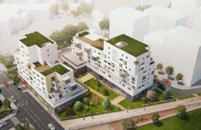 Programme immobilier NOH11 appartement à Vénissieux (69200) GRAND PARILLY