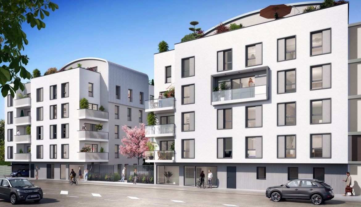 Programme immobilier Caluire (69300) PROCHE TETE D'OR KAB3