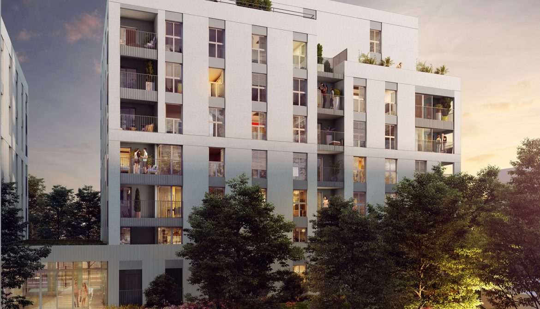 Programme immobilier Lyon 8ème (69008)  SAG3