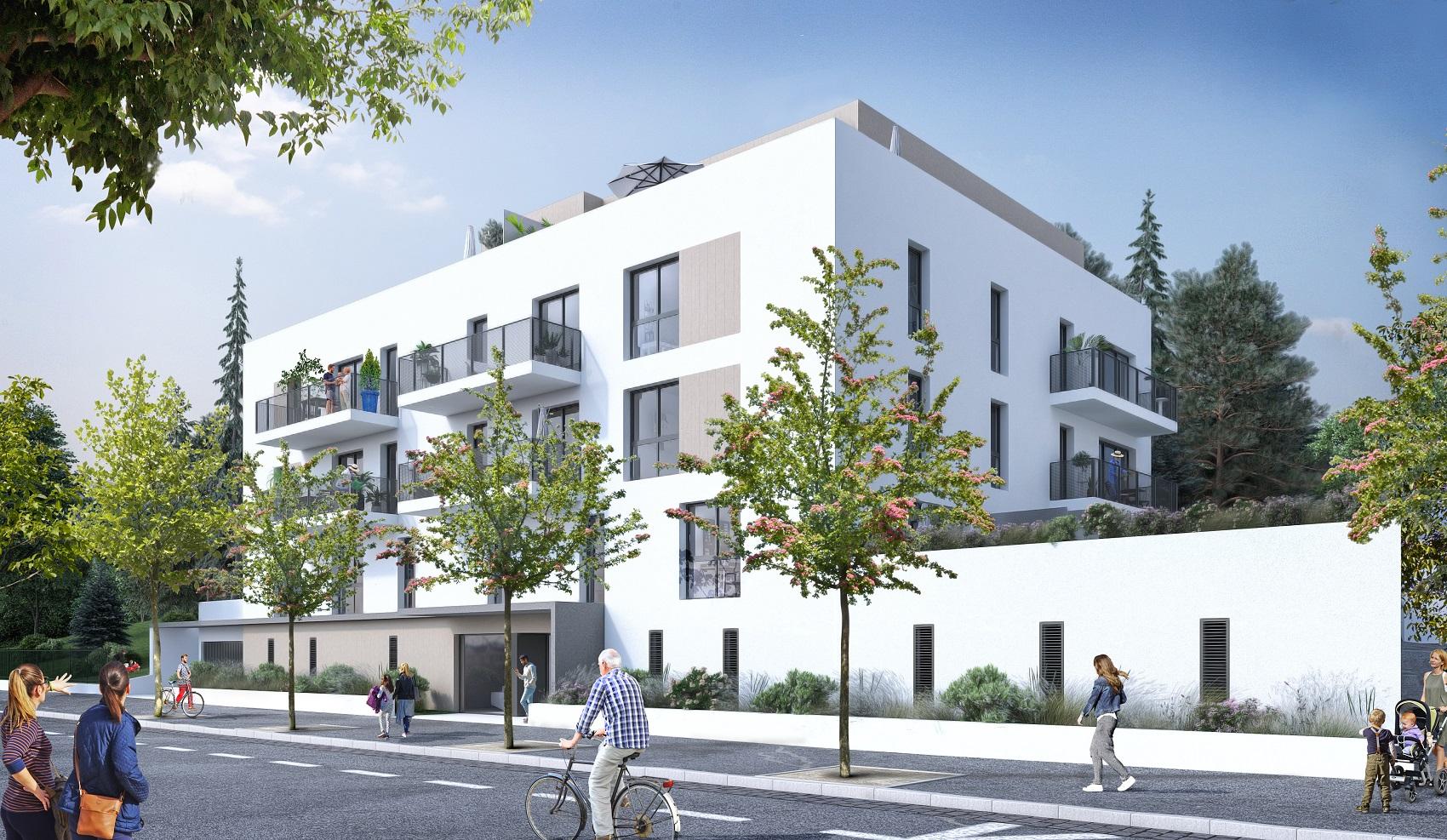 Programme immobilier EUR2 appartement à Vénissieux (69200)