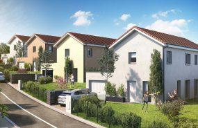 Programme immobilier EUR1 appartement à Chaponnay(69970)