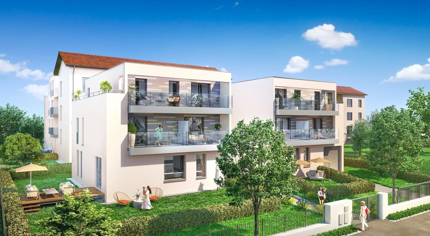 Programme immobilier Lyon 9ème (69009)  KAB16