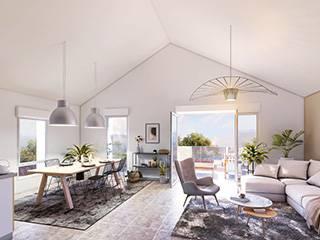 Programme immobilier NP50 appartement à Saint-Priest (69800)