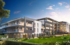 Programme immobilier EQ6 appartement à Caluire (69300)