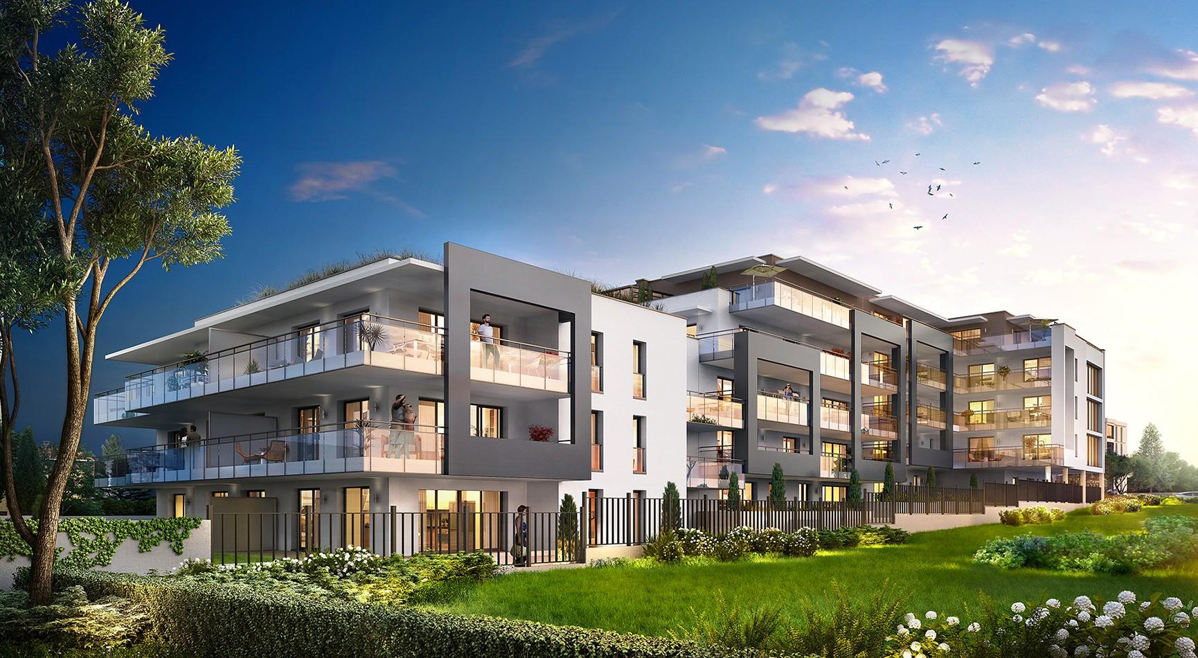Programme immobilier Caluire (69300)  EDO13