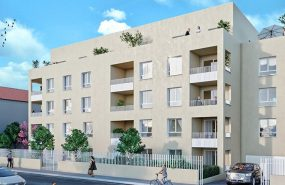 Programme immobilier PI1 appartement à Lyon 8ème (69008)