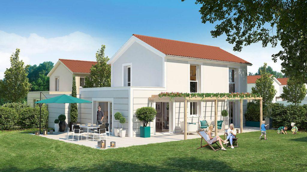 Programme immobilier Saint-Priest (69800)  QUA5