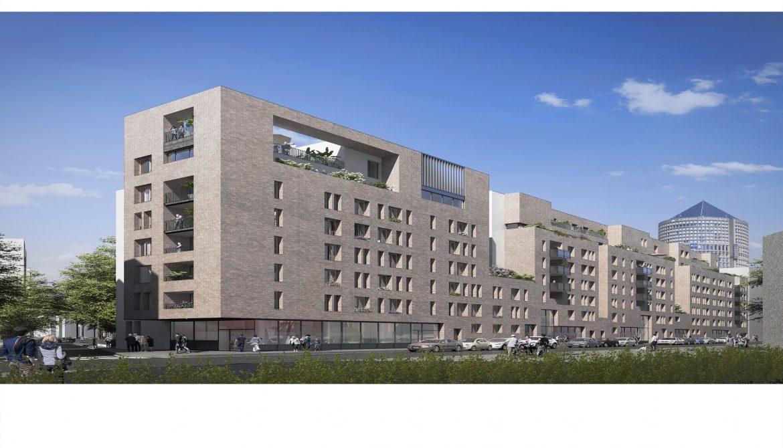Programme immobilier ALT1 appartement à Lyon 3ème (69003) COEUR LA PART DIEU