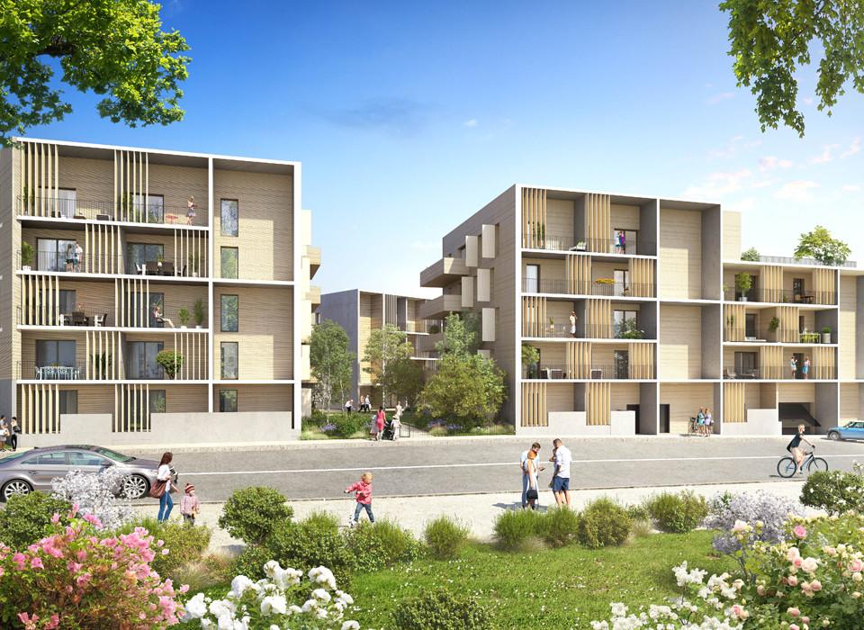 Programme immobilier Villefranche-sur-Saône (69400)  VAL12