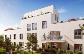 Programme immobilier VAL5 appartement à Villeurbanne (69100)