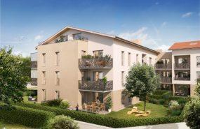 Programme immobilier ICA7 appartement à Brignais (69530)