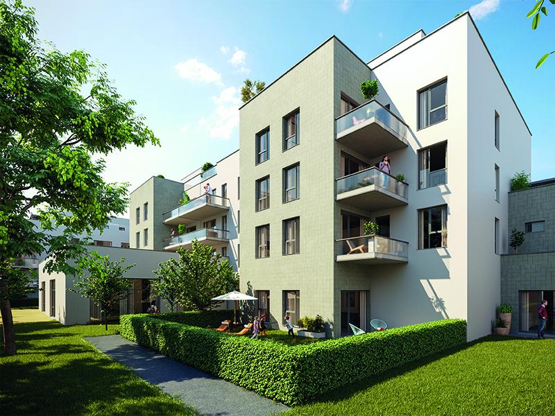 Programme immobilier BOW2 appartement à Lyon 8ème (69008)