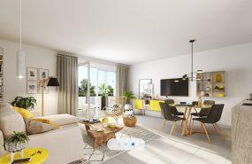 Programme immobilier CO1 appartement à Givors (69700) PROCHE CENTRE VILLE