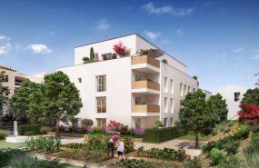 Programme immobilier ALT19 appartement à Vénissieux (69200) TRAM T4 à 100M