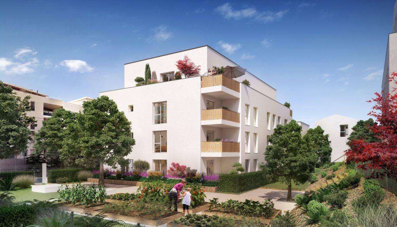 Programme immobilier Vénissieux (69200) TRAM T4 à 100M KAB5