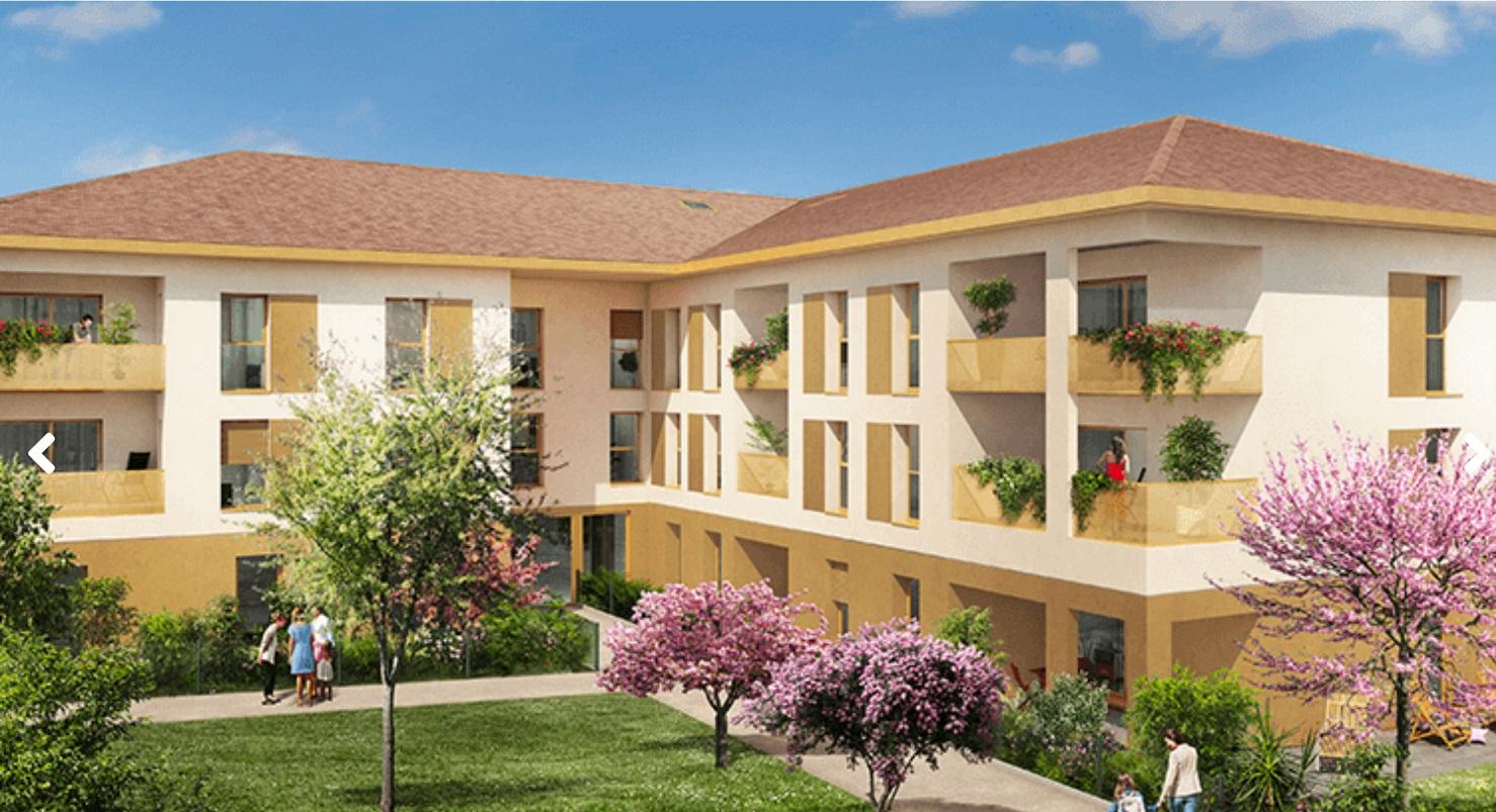 Programme immobilier Rillieux-la-Pape (69140)  ALT27