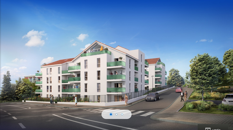 Programme immobilier Saint-Fons (69190)  VAL3