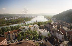 Programme immobilier NOA7 appartement à Givors (69700) PROCHE CENTRE HISTORIQUE