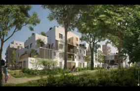 Programme immobilier VIN4 appartement à Saint-Priest (69800)