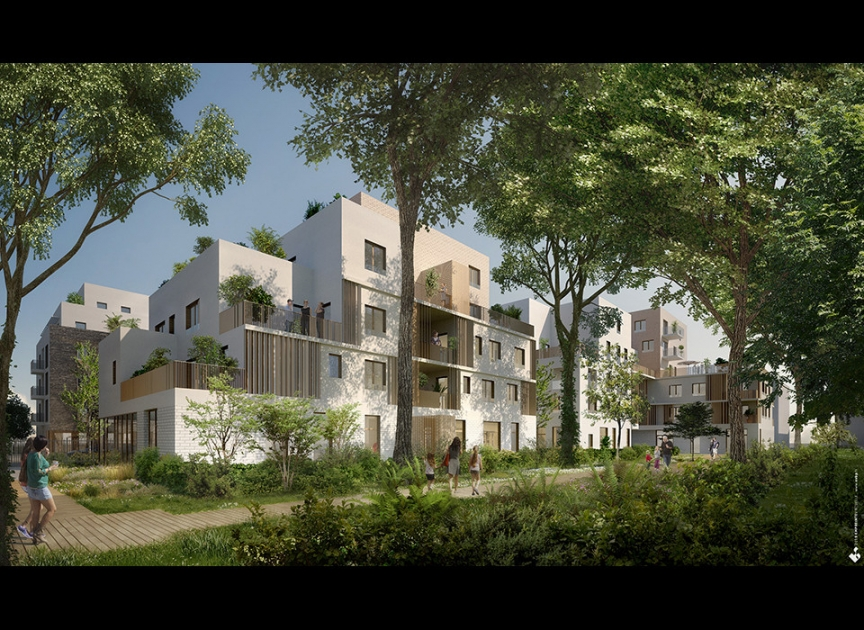 Programme immobilier Saint-Priest (69800)  NOH3