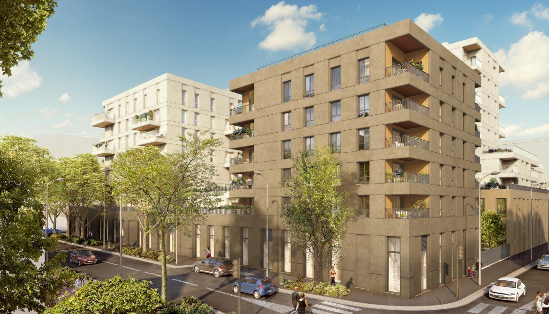 Programme immobilier Villeurbanne (69100) 15 MN DE LA PART DIEU ALT29