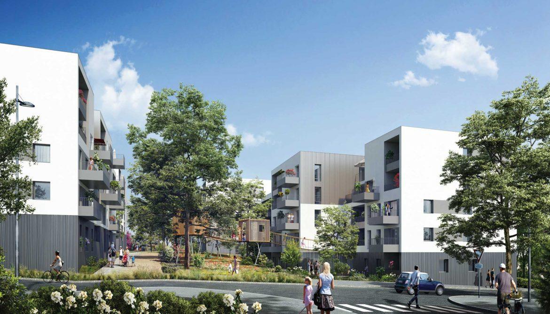 Programme immobilier ALT27 appartement à Rillieux-la-Pape (69140)