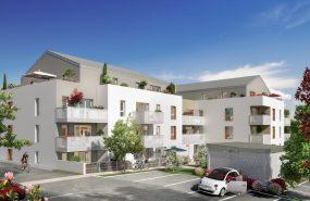 Programme immobilier ALT24 appartement à Grigny (69520)