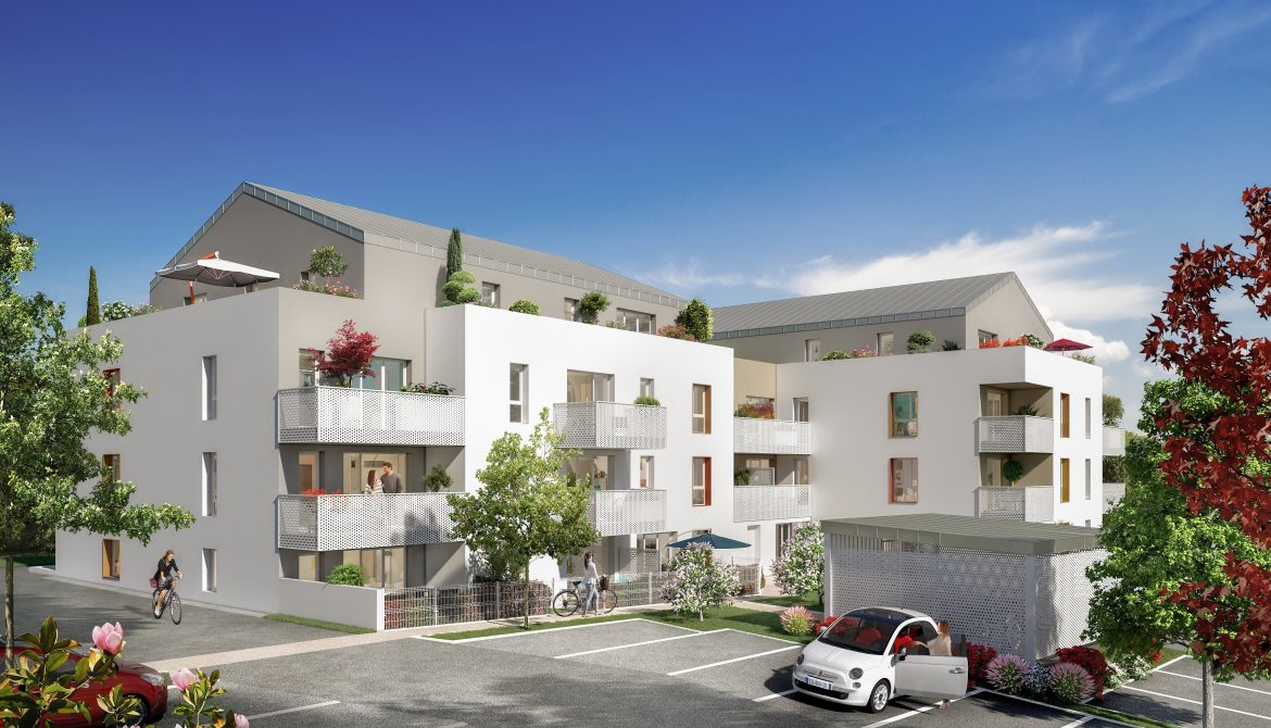 Programme immobilier Grigny (69520)  NWI2