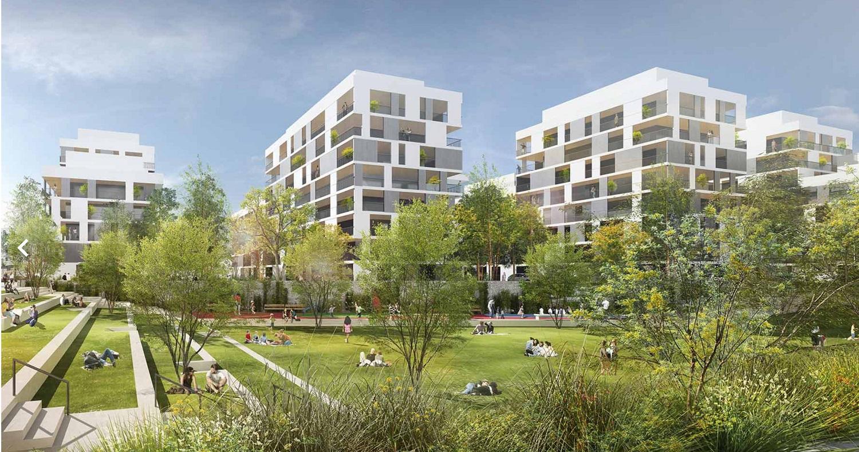 Programme immobilier Vénissieux (69200)  CAP15