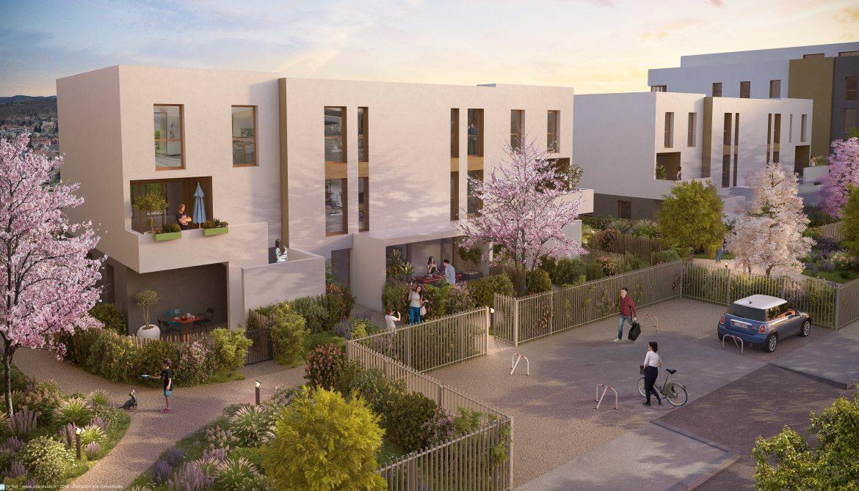 Programme immobilier Brignais (69530)  NWI3