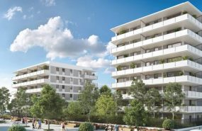 Programme immobilier BOW5 appartement à Vaulx-en-Velin (69120)