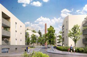 Programme immobilier NP12 appartement à Gleize(69400)