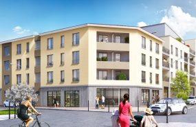 Programme immobilier CO15 appartement à Vénissieux (69200) Un environnement très végétalisé
