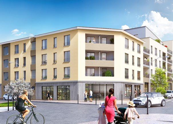 Programme immobilier BOW4 appartement à Vénissieux (69200)