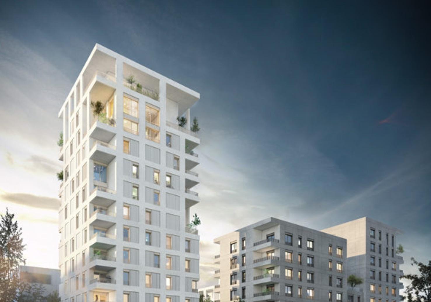 Programme immobilier Lyon 8ème (69008)  PI13