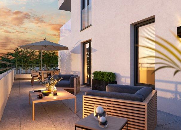 Programme immobilier BOW1 appartement à Villeurbanne (69100)