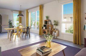 Programme immobilier LNC36 appartement à Lyon 8ème (69008) Quartier en plein essor