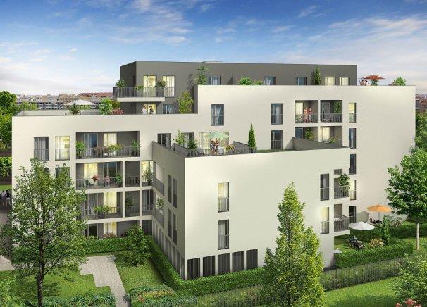 Programme immobilier Villeurbanne (69100)  PRO4