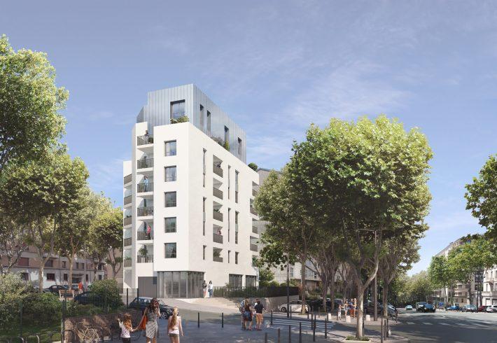 Programme immobilier PRO1 appartement à Lyon 4ème (69004)