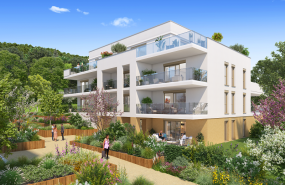 Programme immobilier AJA1 appartement à Saint-Cyr-au-Mont-d-Or (69450)