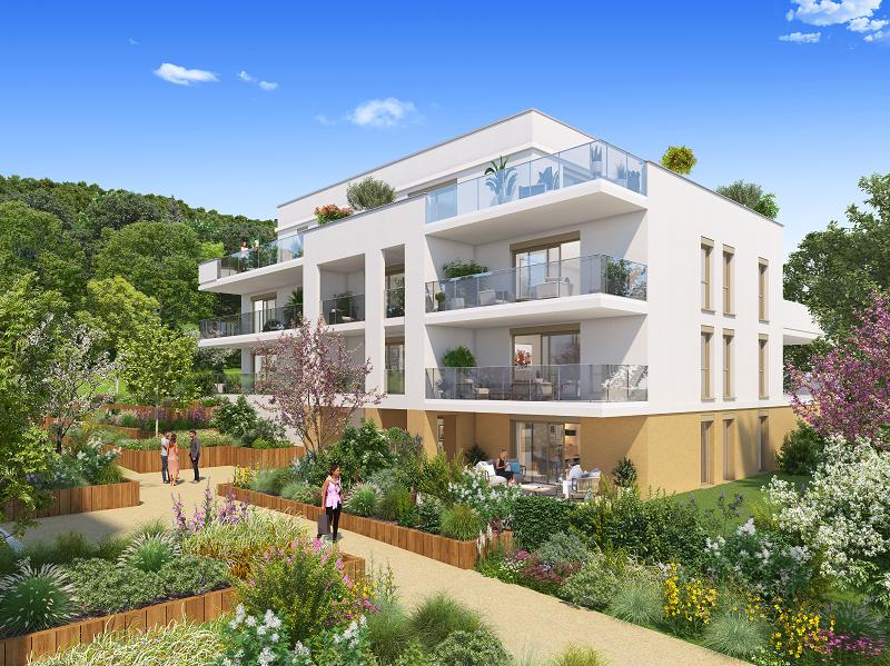 Programme immobilier AJA1 appartement à Saint-Cyr-au-Mont-d-Or (69450)