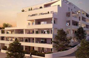 Programme immobilier VAL100 appartement à Marseille 12ème (13012) Aux Caillols